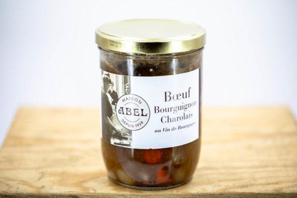 Boeuf Bourguignon Charolais