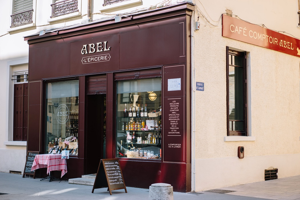 epicerie abel ainay