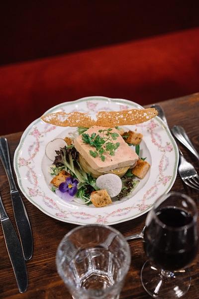 Foie gras- Maison ABEL