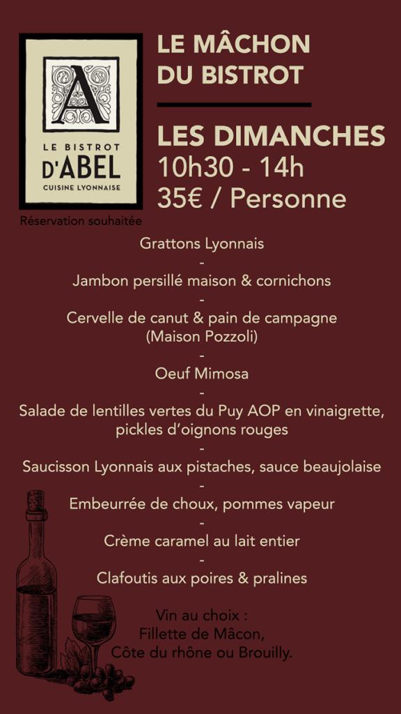 Mâchon Lyonnais