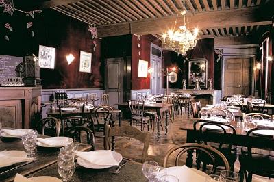 Salon Café Comptoir ABEL
